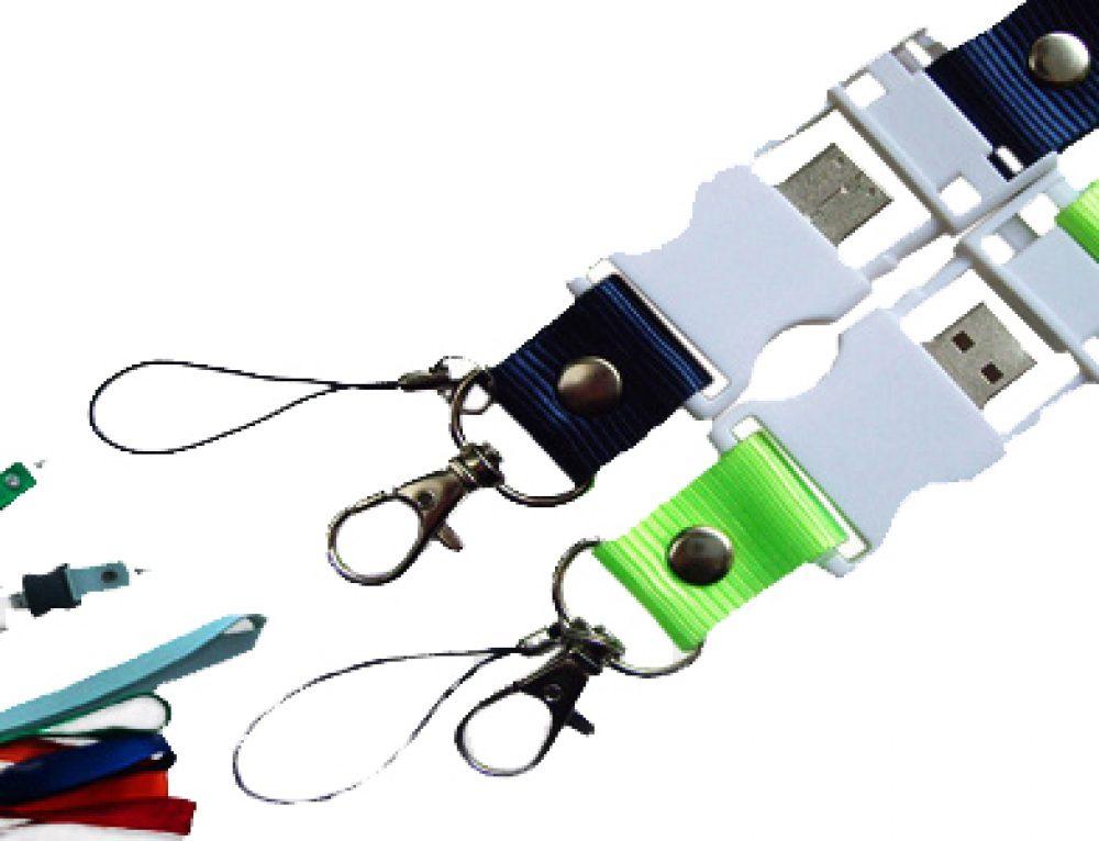 Lanyard-USB-Stick, ¡La revolución de las memorias USB ya está aquí!