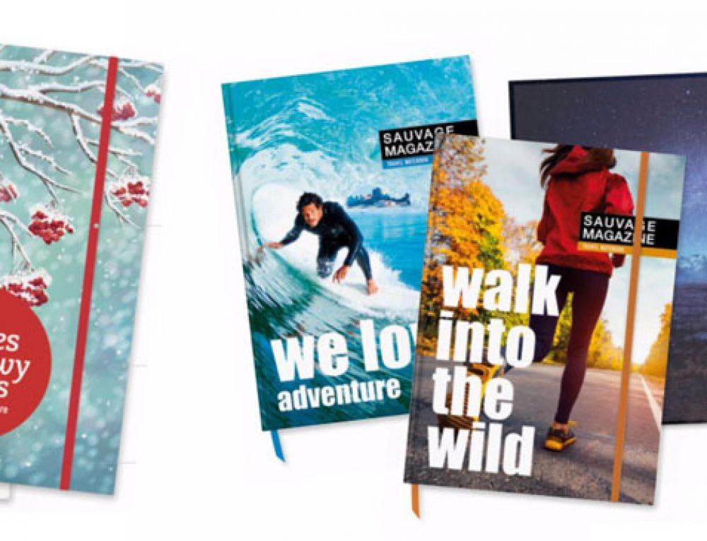 Cuadernos Personalizados, lo último para tu empresa