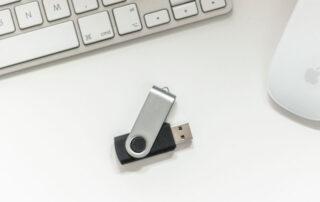 USB Twister - el regalo publicitario de moda