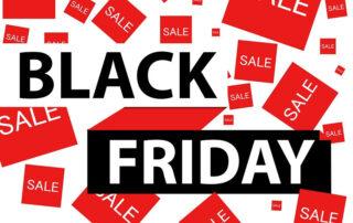 Regalos promocionales para el Black Friday